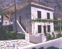 Matovic House in Rozat